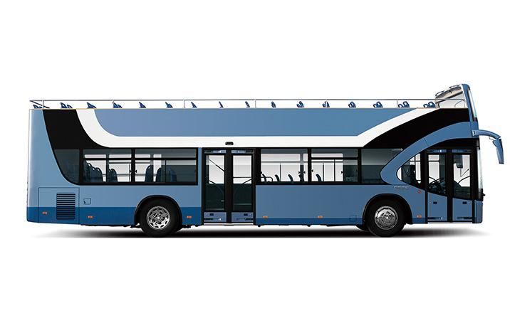 ZK6126HGB yutong bus(Autobús Turístico,)